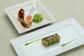 11春の味覚【響】前菜.jpg
